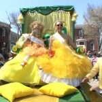 Patty, Dan at Daffy Day '09